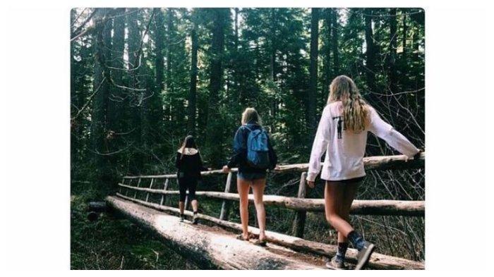 Tes Kepribadian - Ungkap Karaktermu dari Pilihan Posisi Berjalanmu ketika Bersama Teman