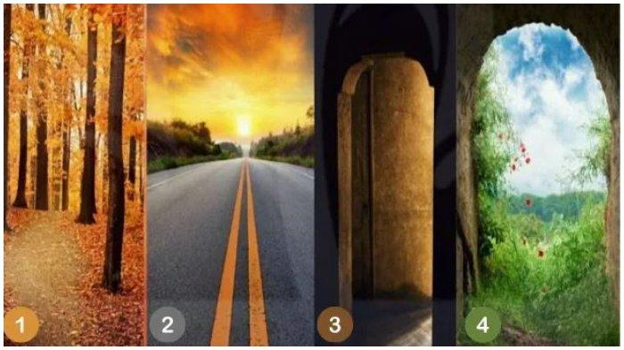 Tes Kepribadian: Pilih 1 Gambar Rute atau Jalan, Hasilnya Ungkap Prioritasmu yang Sebenarnya