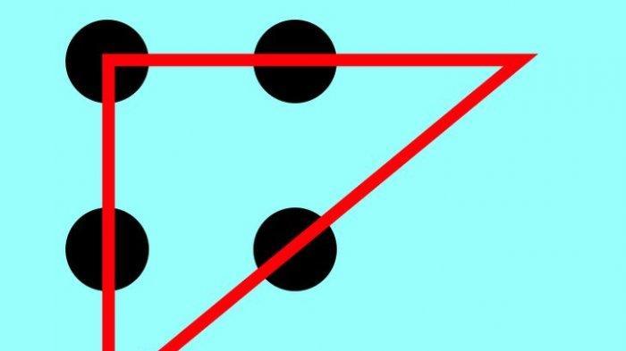 Ikuti tes logika di bawah ini. 10 gambar ini dapat menguji kecerdasanmu. Apakah kamu bisa menjawabnya?