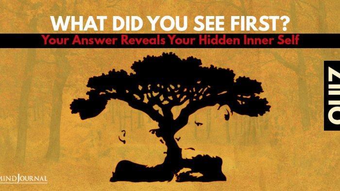 Tes Kepribadian: Gambar yang Pertama Anda Lihat Mengungkap Jati Diri Anda