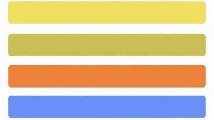 Tes Kepribadian - Pilihlah Salah Satu Warna Berikut dan Ungkap Apakah Kamu Sensitif atau Kharismatik