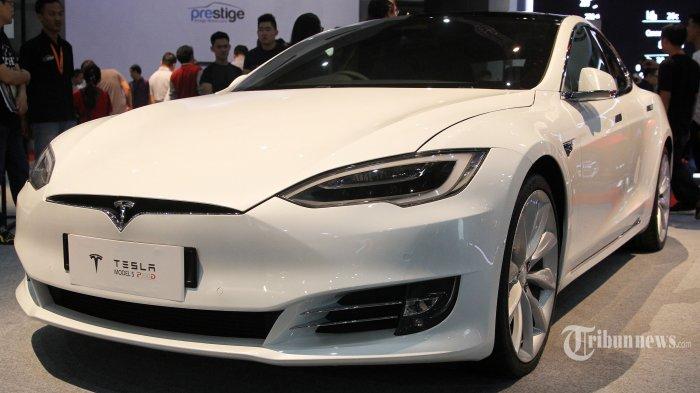 Mobil Listrik Tesla Seharga Rp 500 Jutaan Akan Dijual Di Indonesia Tribunnews Com Mobile