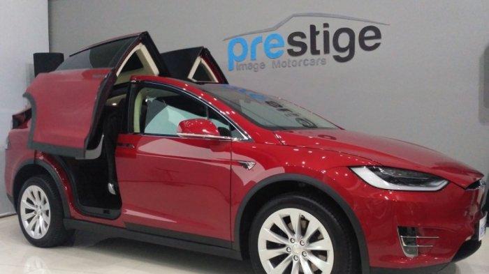 Mau Beli Tesla Model X Tapi Kemahalan Anggota Dpr Minta Pemerintah Turunkan Harga Tribunnews Com Mobile