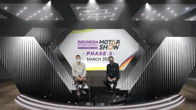 Test Drive and Ride IIMS Virtual 2021 di Senayan Park Resmi Dibuka