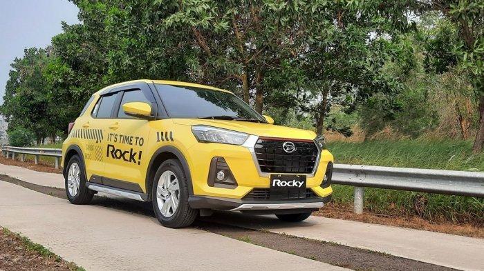 Pakai Transmisi Dual Mode CVT Terbaru, Akselerasi Daihatsu Rocky 1.2L Diklaim Halus dan Super Tenang