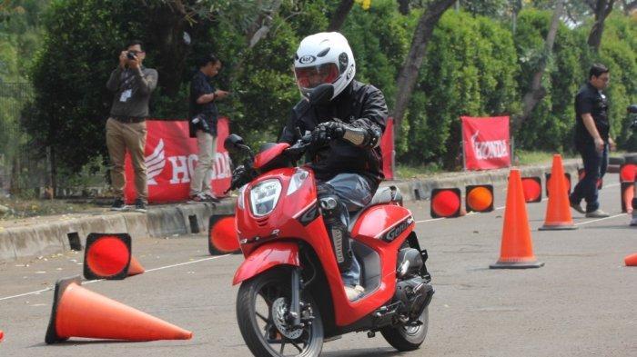 Manfaatkan Kesempatan Test Ride Motor-motor Baru di GIIAS 2019