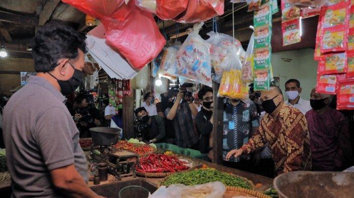 Ada 41 Pedagang Terkonfirmasi Positif Corona, Pasar Cempaka Putih Ditutup Per Hari Ini