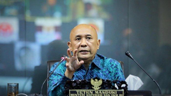 Produk Halal UMKM Indonesia Didorong Masuk ke Rantai Nilai Global