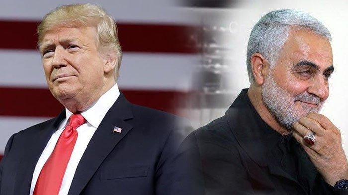 Iran Keluarkan Surat Perintah Penangkapan Donald Trump dan Minta Bantuan Interpol