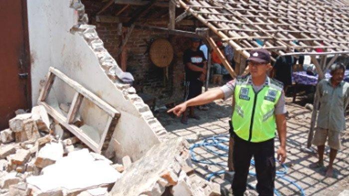 Pekerja Tewas Tertimpa Tembok yang Dirubuhkannya, Sebelumnya Korban Sempat Teriak Minta Tolong
