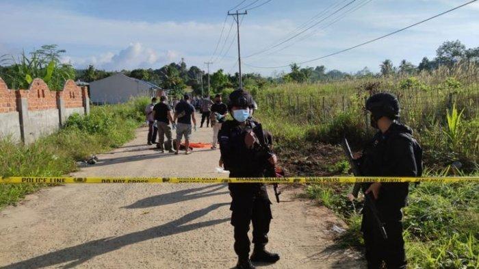 Pria 21 Tahun Ditemukan Tewas Tergeletak di Jalan, Kepala Terluka Parah, Polisi Temukan 3 Balok Kayu
