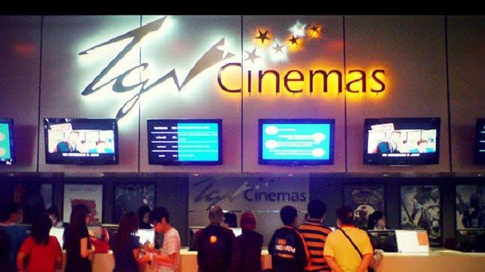 Suasana TGV Cinemas yang menayangkan film