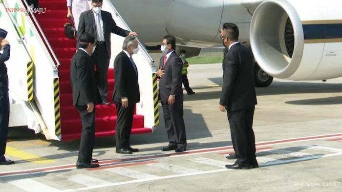 Utusan Khusus Thailand Tiba di Indonesia