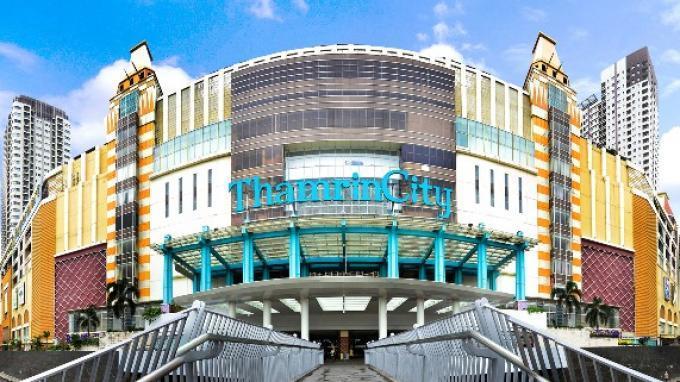 BREAKING NEWS: Kebakaran Melanda Lantai Dasar Mall Thamrin City