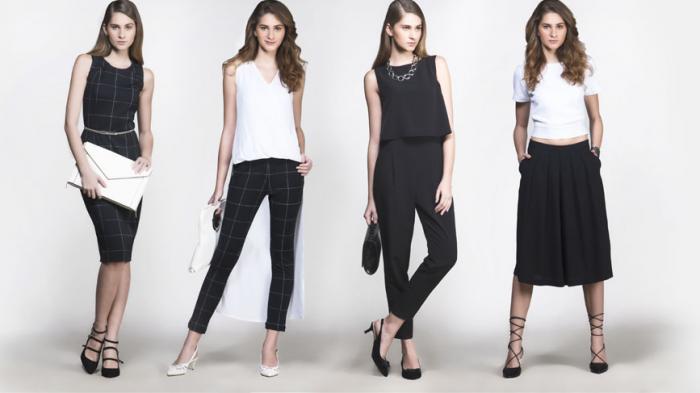 Reinvented Black and White, Koleksi Terbaru Label Busana The Executive