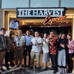 Buka Store ke-7, The Harvest Express Punya Roti dan Kopi Terbaik untuk Pekerja Kantoran
