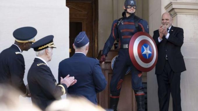Serial The Falcon and The Winter Soldier Raih Penonton Terbanyak di Disney+ Hotstar