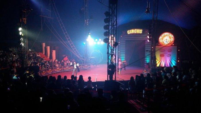The Great British Circus Ada di Mal Kelapa Gading Hingga 23 September 2018