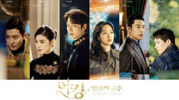 Sinopsis The King: Eternal Monarch Episode 13, Penyamaran Luna sebagai Jung Tae Eul