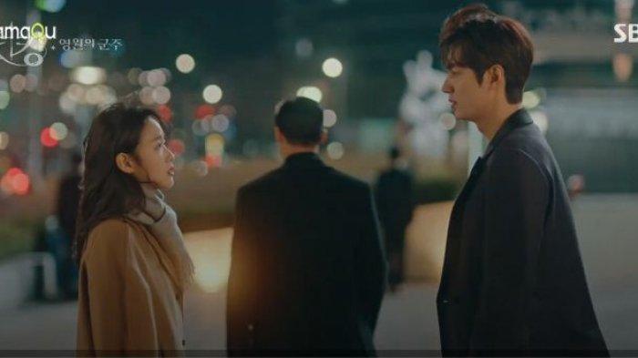 Lee Gon tiba di Seoul menemui Tae Eul