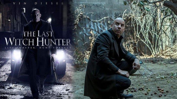 Sinopsis Film The Last Witch Hunter, Tayang di Sahur In The Movies Trans TV Malam Ini