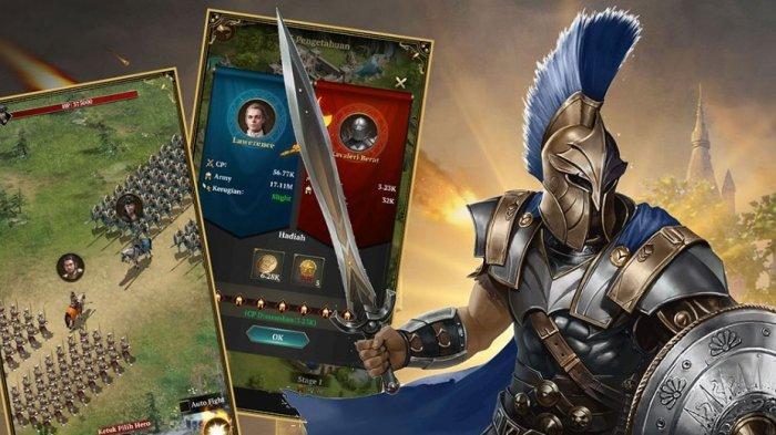 Paling Baru, The Lord, Game Mobile Strategi Bertema Kerajaan dari Gravity Game Link