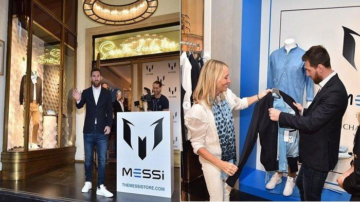 The Messi Store