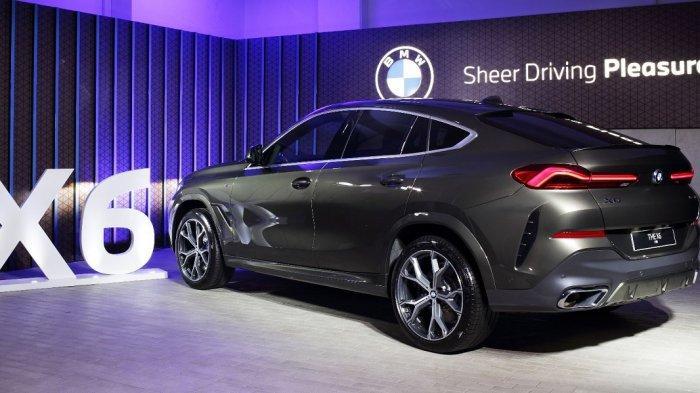 Dijual di Tokopedia Rp 1,89 Miliar, Ini Spesifikasi Lengkap All New BMW X6
