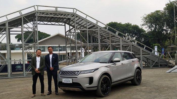 The New Range Rover Evoque Meluncur Indonesia Hanya Dapat Jatah 15 Unit Tribunnews Com Mobile