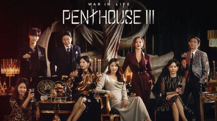 Tayang Bulan Juni, Penonton 'The Penthouse 3' Dibuat Penasaran oleh 7 Misteri Ini