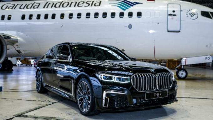 Garuda Indonesia dan BMW Luncurkan Program The Prestige Service