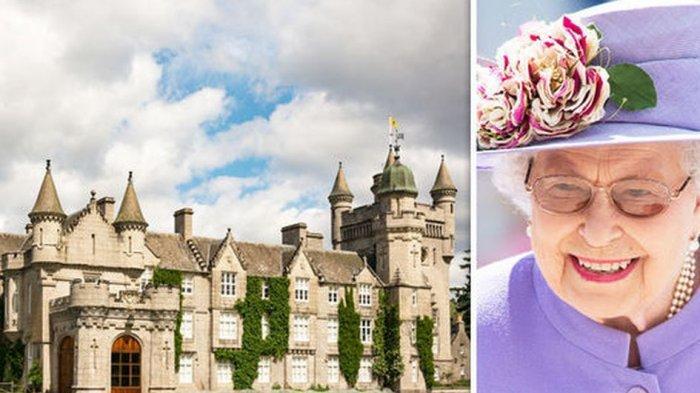Meski Kini Menghuni Windsor Castle, Ratu Elizabeth II Nikmati Musim Panas di Balmoral Castle