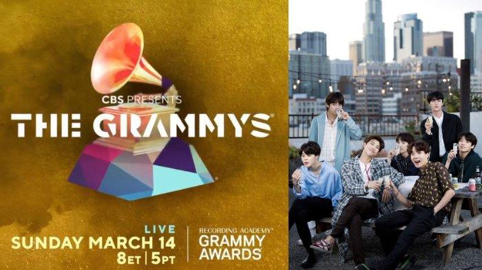 Deretan Musisi yang akan Meriahkan Panggung Grammy Awards 2021, BTS, Cardi B, hingga Taylor Swift