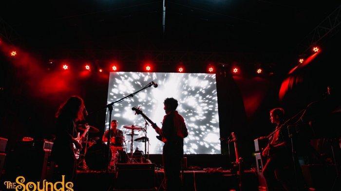 The Sounds Project Series Depok, Menghadirkan Lebih dari 20 Musisi Tanah Air.