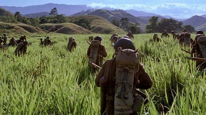 Sinopsis Film The Thin Red Line Arahan Sutradara Terence Malick, Tayang di GTV Pukul 23.00 WIB