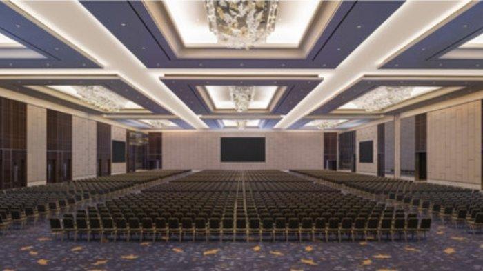 Sambut Geliat MICE, Westin Surabaya Kenalkan Ballroom & Convention Center Terbesar di Jatim