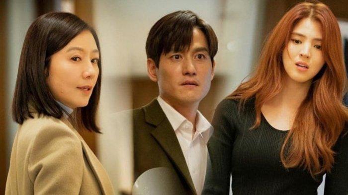 Sinopsis Drama Korea The World of The Married Episode 4 dan 5 TransTV, Terbongkar di Depan Orang Tua