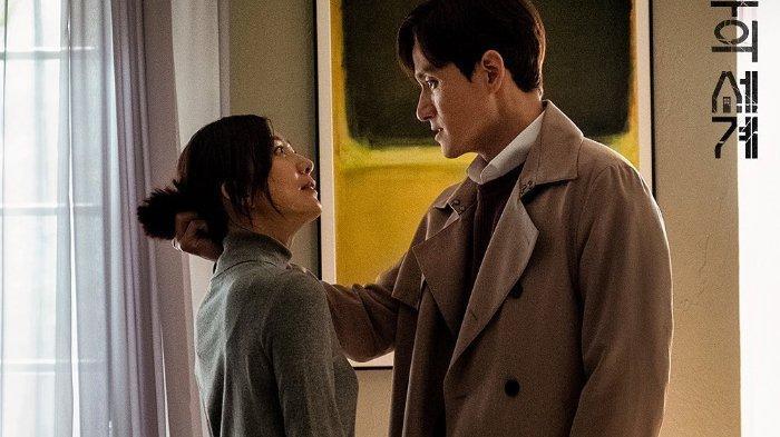 Sinopsis The World of the Married Episode 5 Jumat, 15 Mei 2020, di TransTV, Kecurigaan Lee Tae Oh