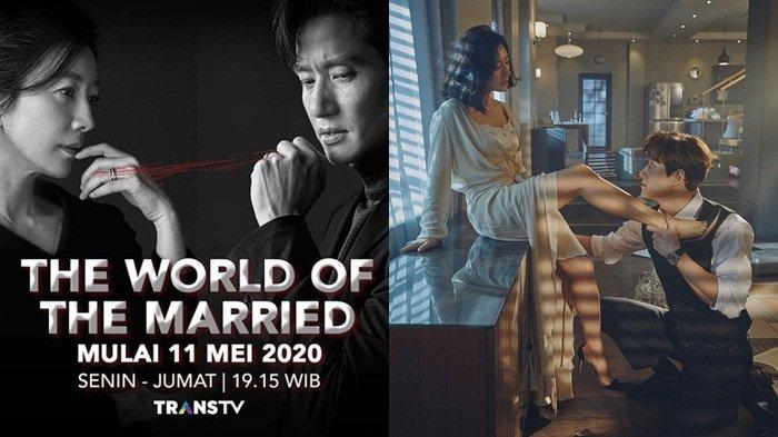Sinopsis The World of The Married Episode 5 Tayang di Trans TV, Jumat 15 Mei 2020, Pukul 19.15 WIB