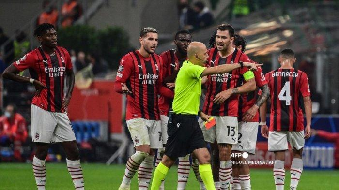 Hasil Klasemen Liga Champions, AC Milan Juru Kunci, Liverpool & PSG di Puncak, Inter Milan Tertahan