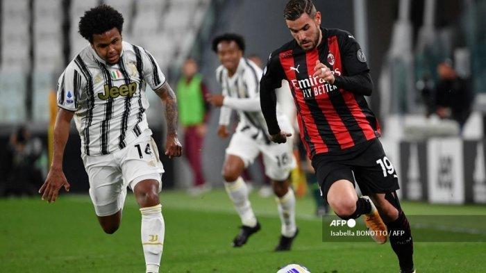 Prediksi Line-up Juventus Vs AC Milan, Trio Diaz-Leao-Florenzi Sokong Giroud, Rossoneri Bisa Menang