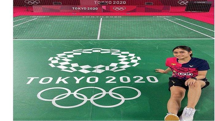 Thet Htar Thuzar berpamitan dengan Olimpiade Tokyo 2021 lewat unggahan di akun Instagram pribadinya.