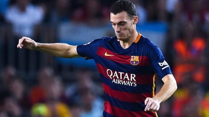 Barcelona Malah Dapat Untung Rp 37 Miliar karena Cedera Vermaelen