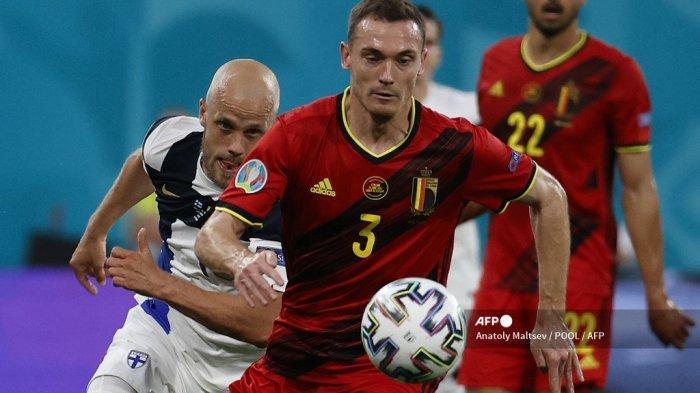 Belgia vs Portugal: Siap Menyerang