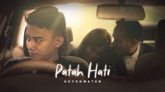 Chord Gitar Patah Hati - Guyon Waton dari Kunci C: Kau Pun Pergi Kembali Dengannya
