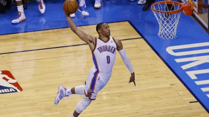 NBA: LA Lakers Tambah Pemain Bintang, Russell Westbrook Gabung LeBron James cs