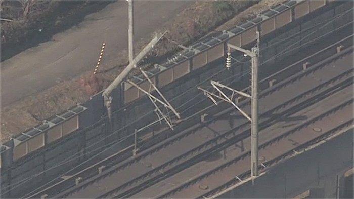 Perbaikan Jalur Kereta Api Shinkansen ke Wilayah Gempa Fukushima Jepang Butuh Waktu 10 Hari