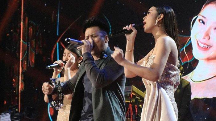 Kemeriahan Result and Reunion Indonesian Idol Dibuka dengan Kolaborasi NOAH Bersama Lyodra dan Tiara