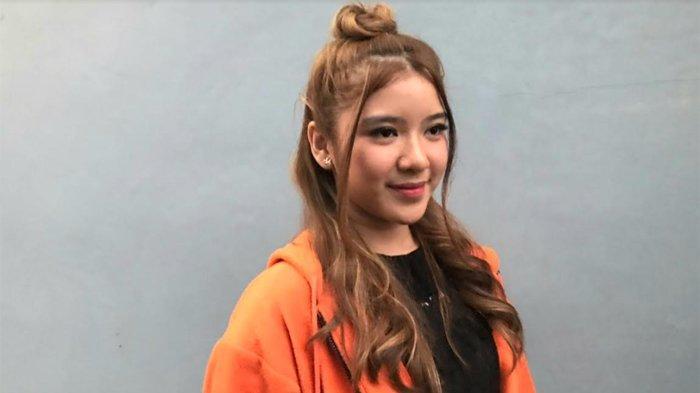 Tiara Idol ketika ditemui di gedung Trans TV, Jalan Kapten Tendean, Mampang Prapatan, Jakarta Selatan, Senin (13/4/2020).