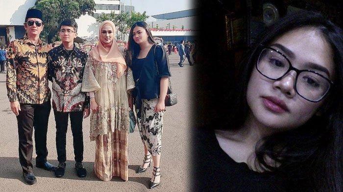 Tiarani Savitri Tampil Menawan Saat Pelantikan Mulan Jameela Jadi DPR, Pakai Barang Seharga Motor